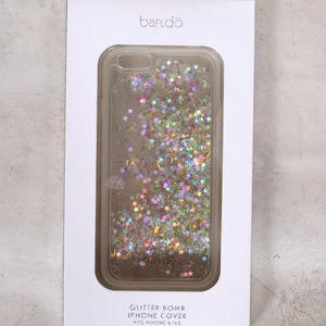 Glitter Bomb iPhone 6/6s Case